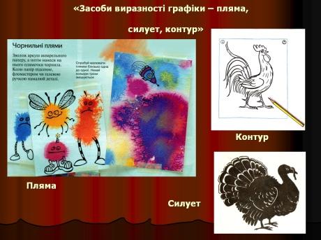 Образотворче мистецтво 5 клас