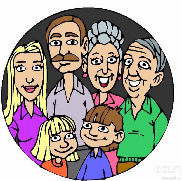 моя сім'я фото