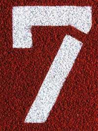 Тема число і цифра 7 написання цифри