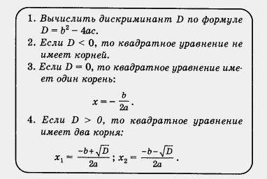 Как решать уравнения с квадратным корнем