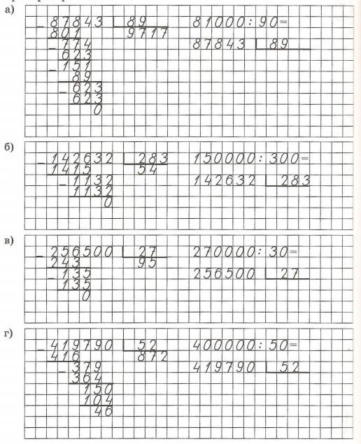 2013 материал по математике 4 класс по