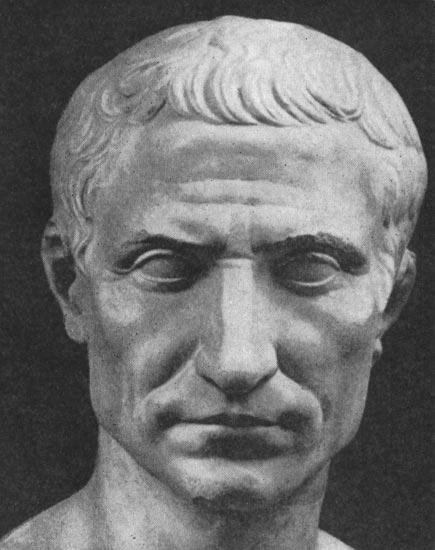 Юлий цезарь секс
