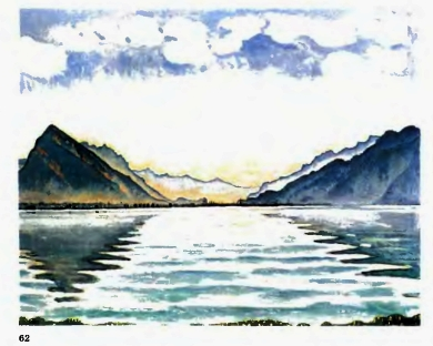 ХОДЛЕР. Озеро Тан