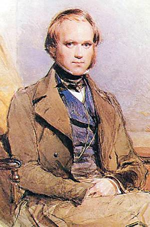 Чарльз Дарвін