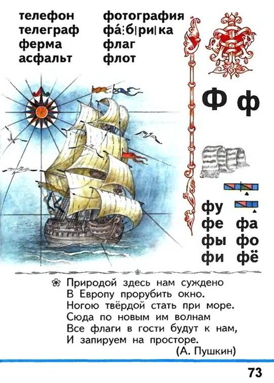 картинки схемы по обучению грамоте.