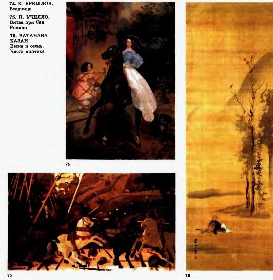 Схема картины А. Иванова «