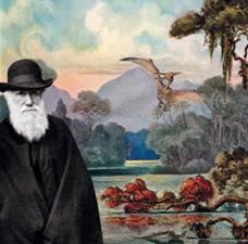 Чарльз Дарвін та його теорія природного добору