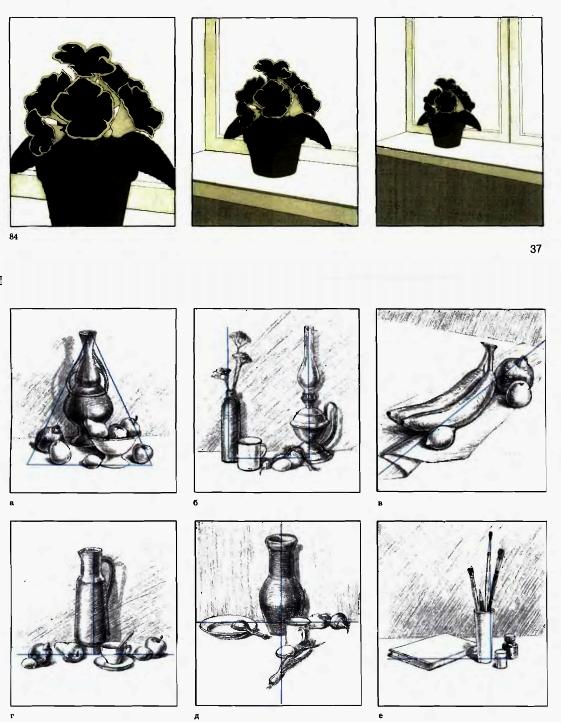 Примеры построения композиции