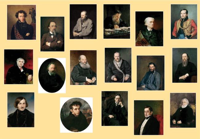 Классификация мировой литературы