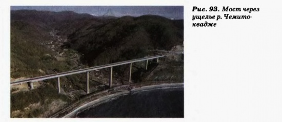 Мост через р. Чемитоквадже