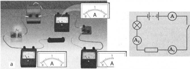 схема електричного кола.