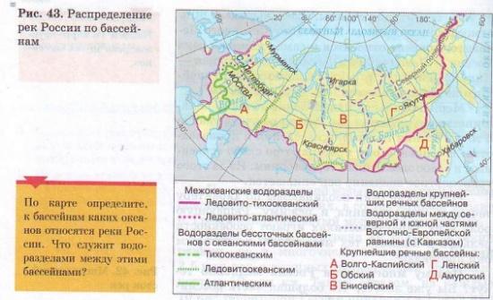 Почему многие реки России