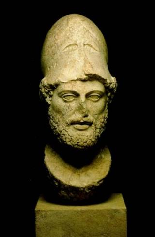 Перикл. Мраморная римская
