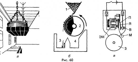 магнитный сепаратор зерна