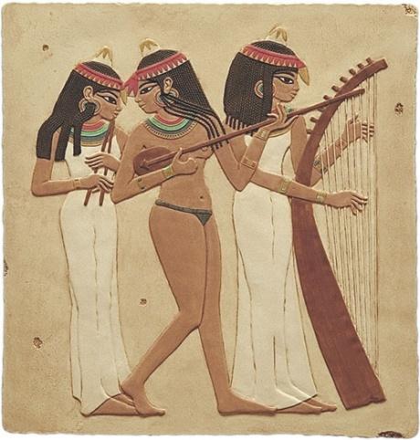 Повсякденне життя єгиптян повні