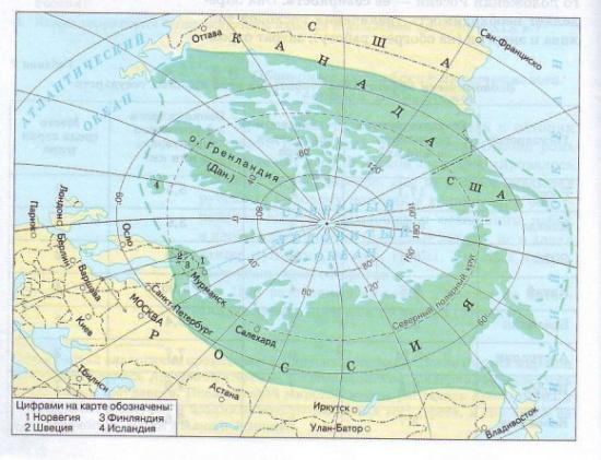 Планетарная зона Севера