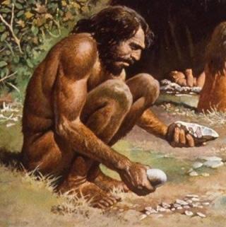 Знаряддя праці неандертальців