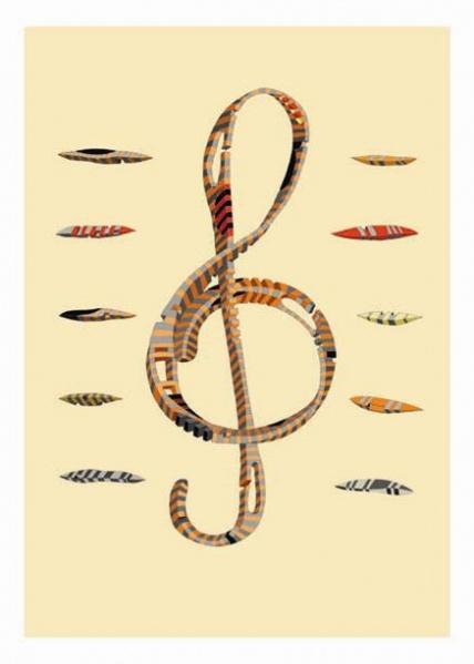 Скрипичный ключ - Все кулончики здесь.